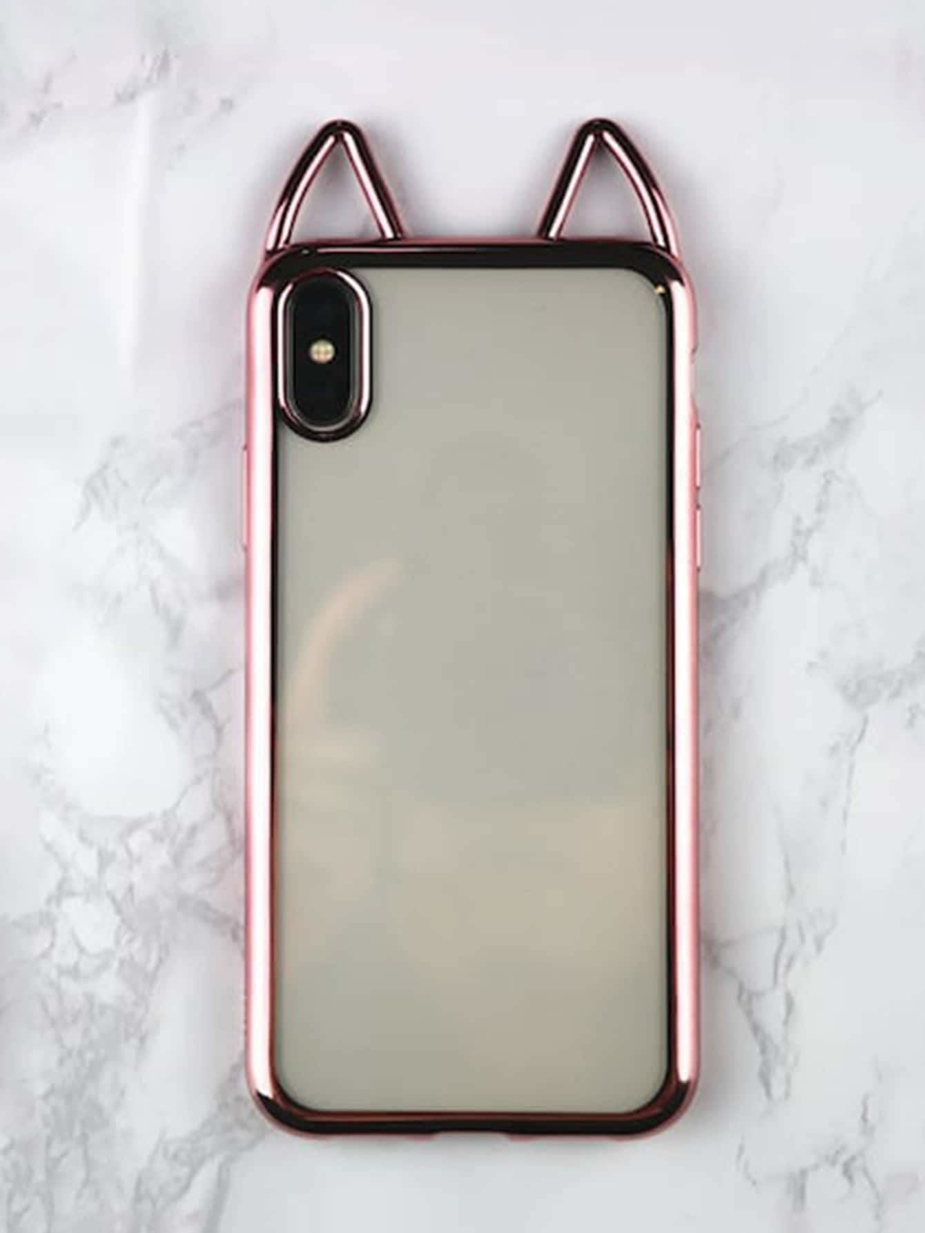 Metal Trim iPhone Case