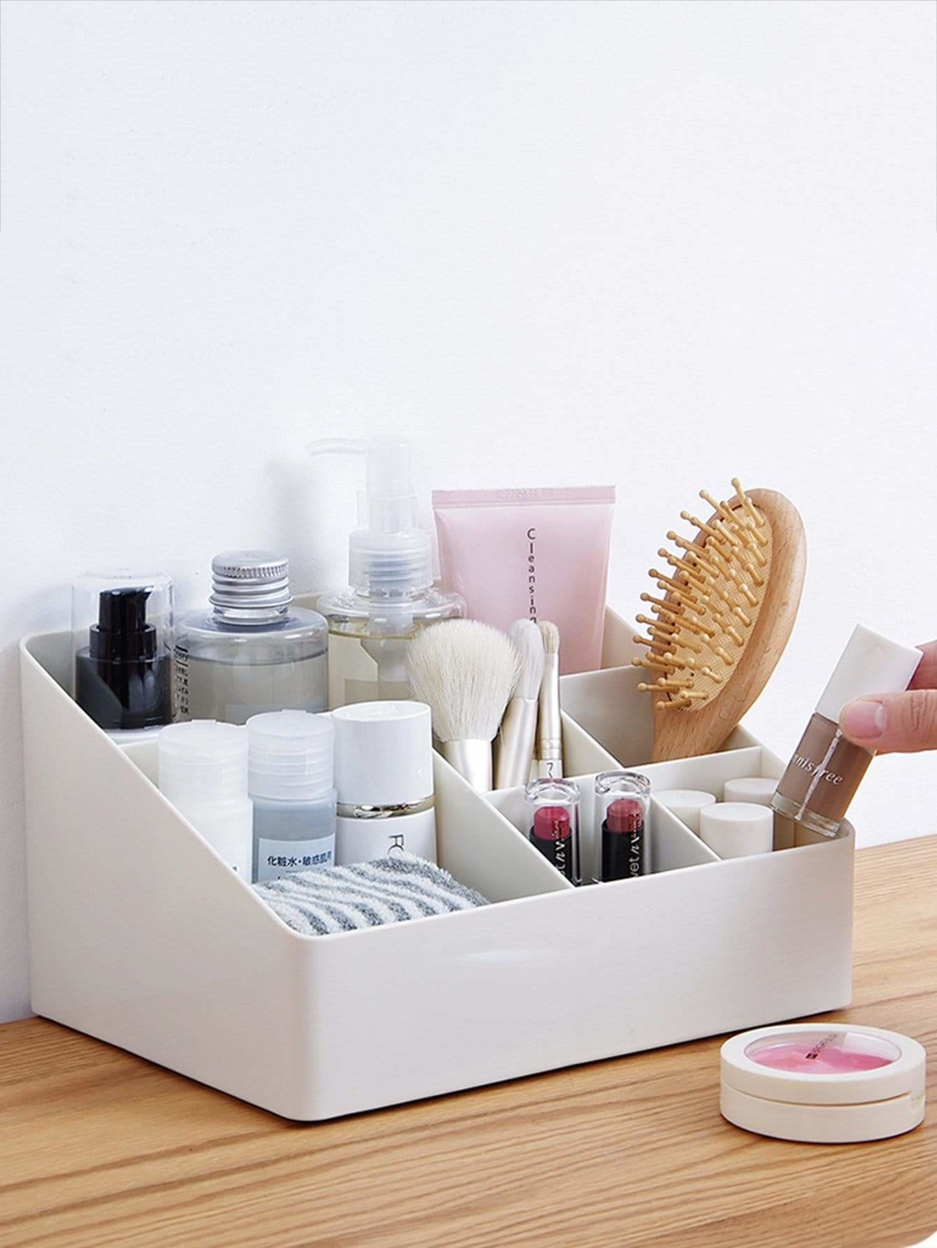 Multi Compartment Table Organizer - Storage & Organization