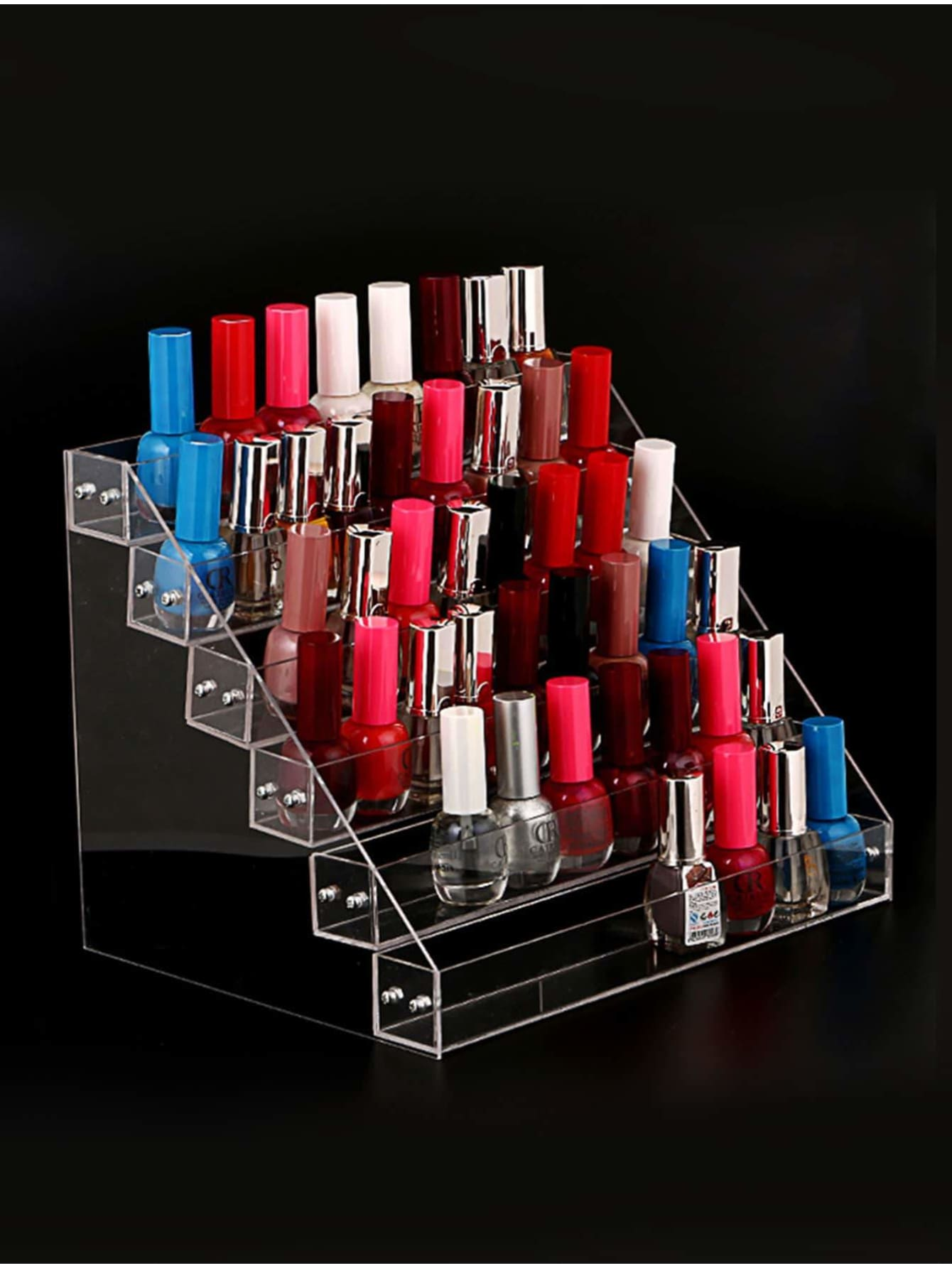 Nail Polish Storage Rack 6layers