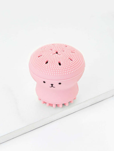 Octopus Cute Facial Skin Clean Tool - Beauty Tools