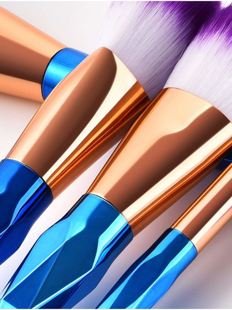 Ombre Makeup Brush 7Pcs - Makeup Brushes