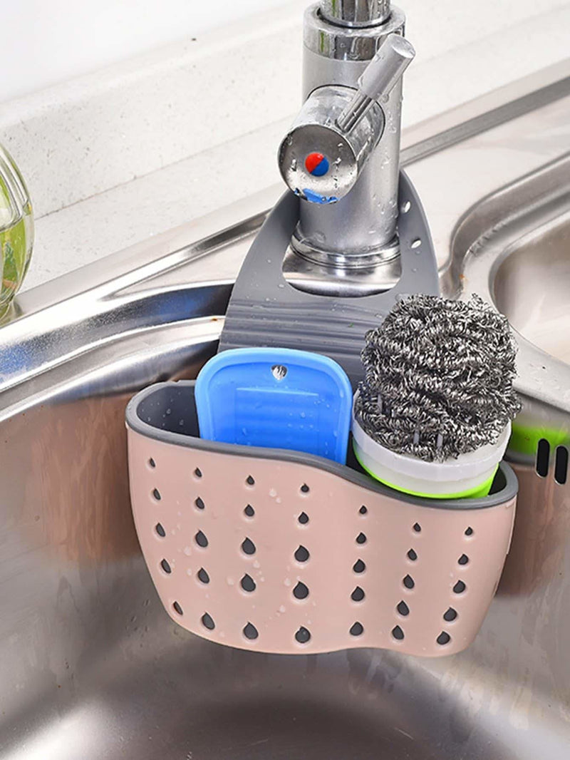Portable Hanging Drain Basket