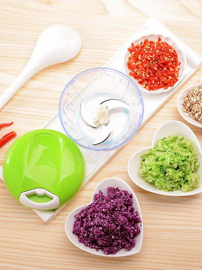 Pull Type Vegetable Cutter - Kitchen Tools