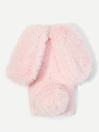 Rabbit Ear Fluffy Iphone Case - Phone Cases
