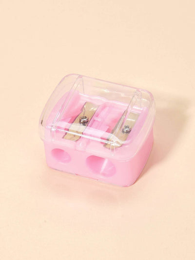 Random Color Cosmetic Eyebrow Pencil Sharpener 1Pc - Beauty Tools