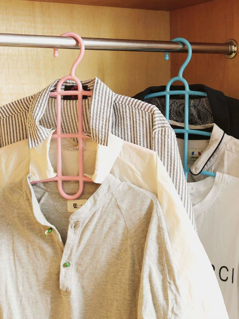 Random Color Multi-layer Drying Rack 1pc - Hangers & Organizers