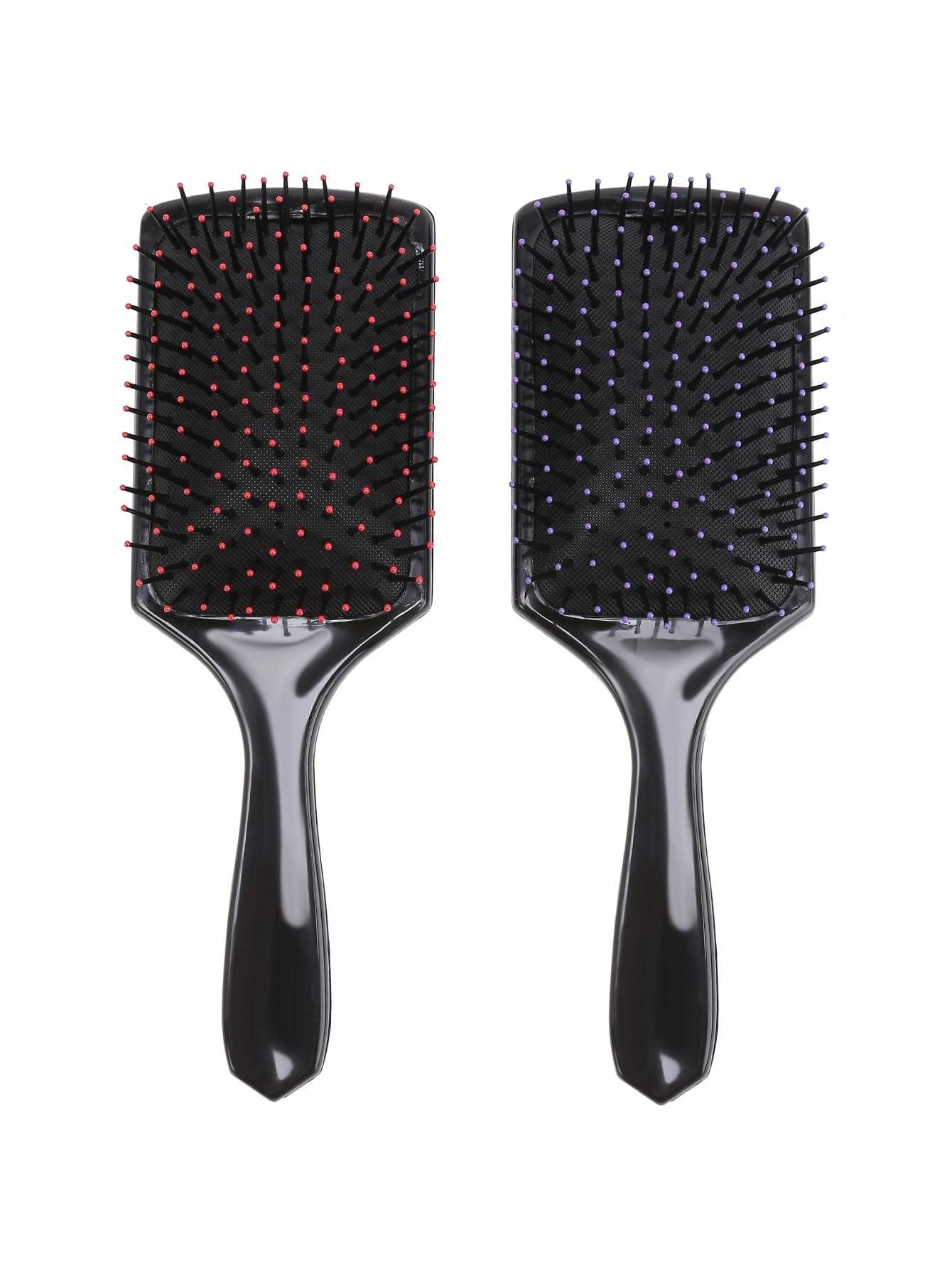 Random Color Paddle Professional Air Cushion Comb 1PC