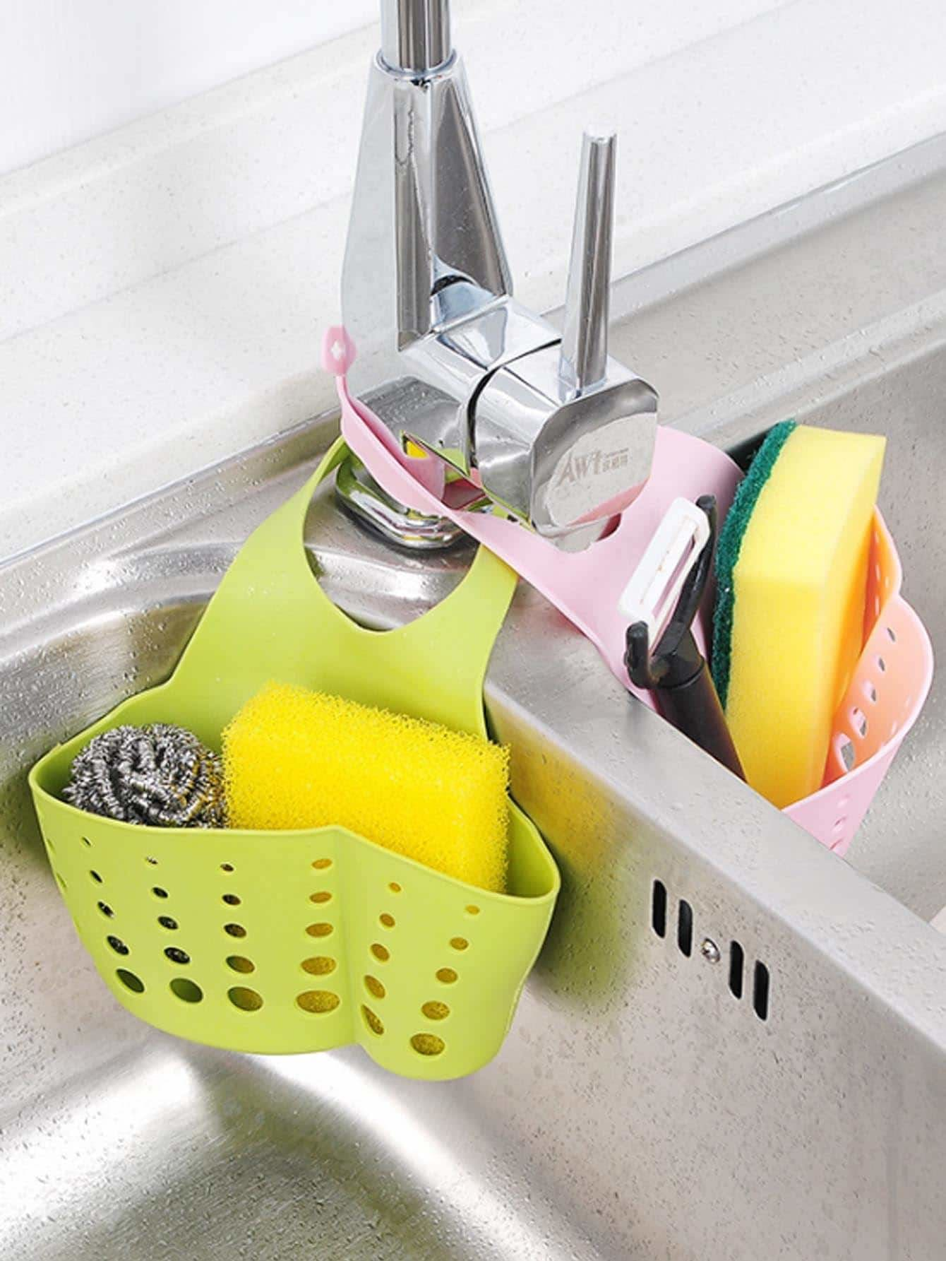 Random Color Storage Basket 1pc