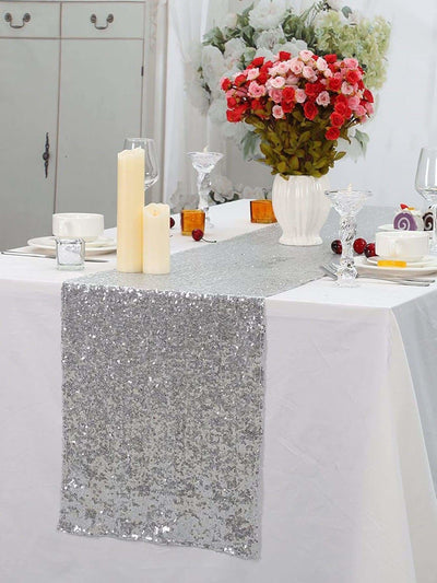 Sequin Table Runner - 30*180 - Kitchen & Table Linens