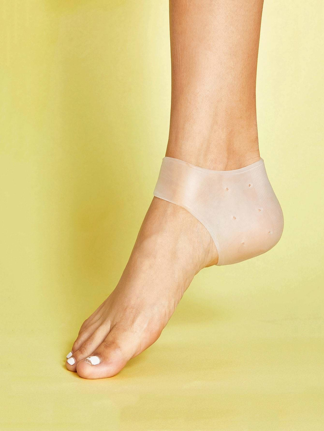 Silica Gel Achilles Heel Pads 1Pair - Personal Care