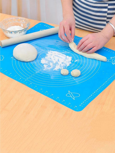 Silica Gel Dough Mat 1Pc - Bakeware