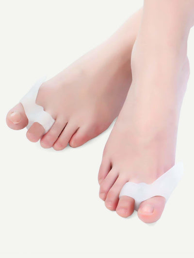 Silicone Big Toe Corrector 1pair - Personal Care