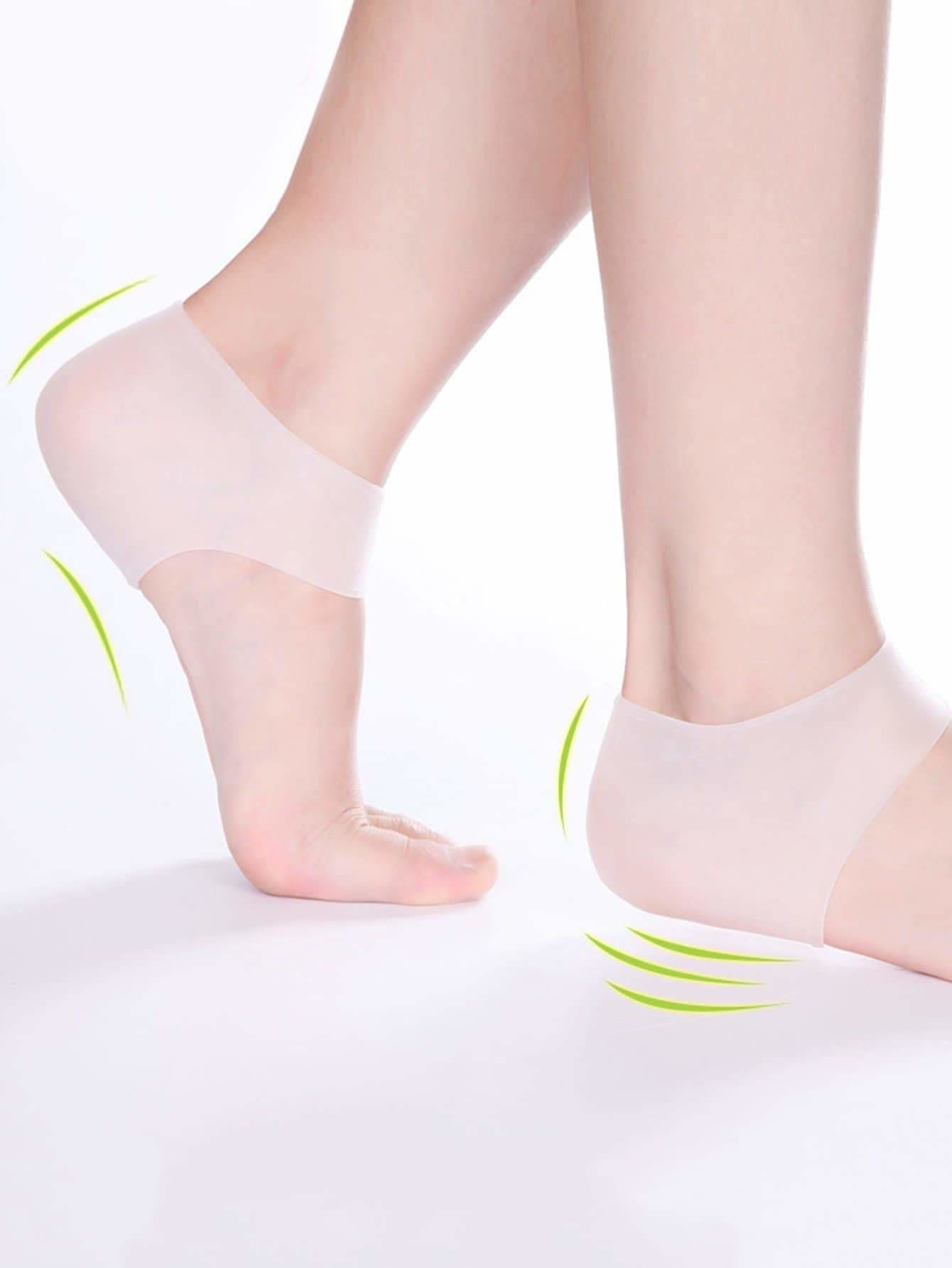 Silicone Gel Heel Protector 1Pair - Personal Care