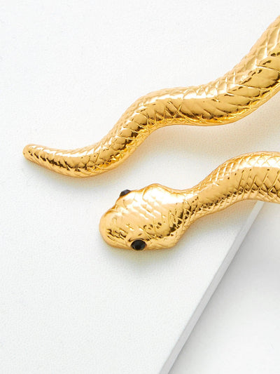 Snake Design Cute Ring - Rings