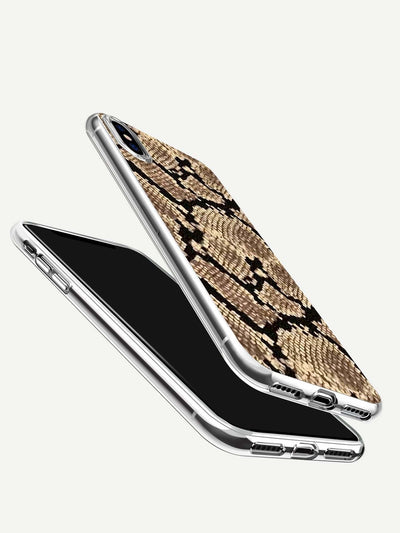 Snakeskin Pattern Iphone Case - Phone Cases