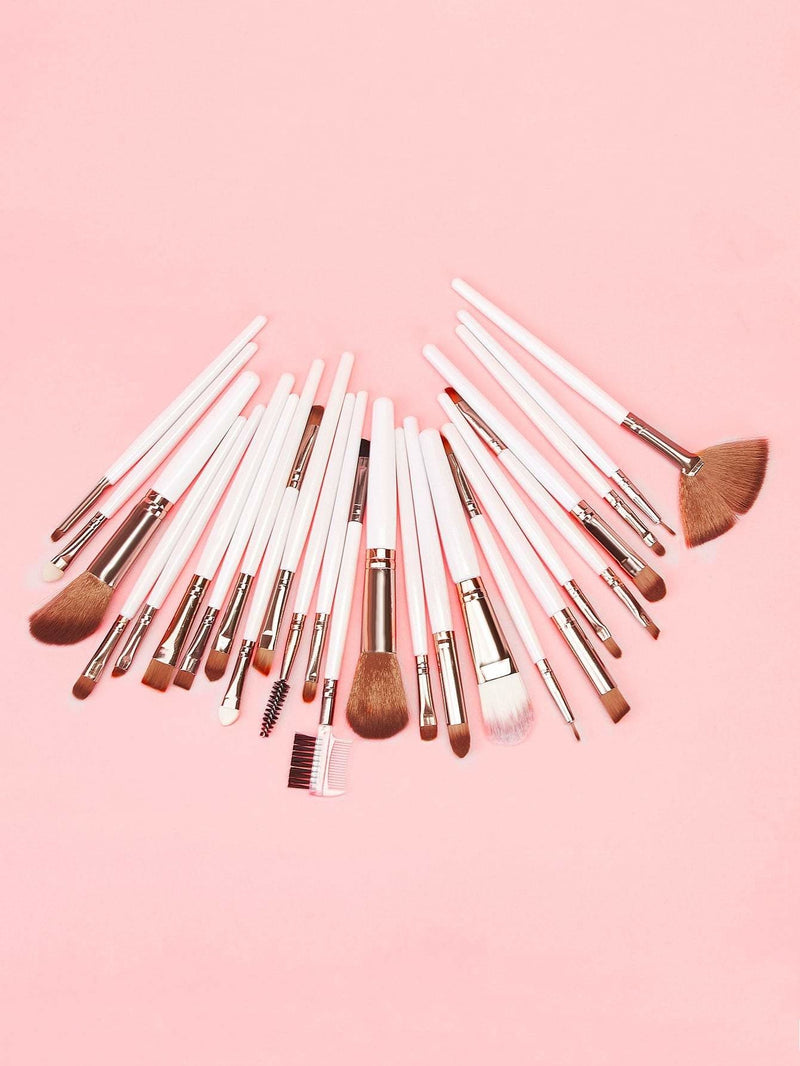 Soft Makeup Brush 25Pack - Makeup Brushes
