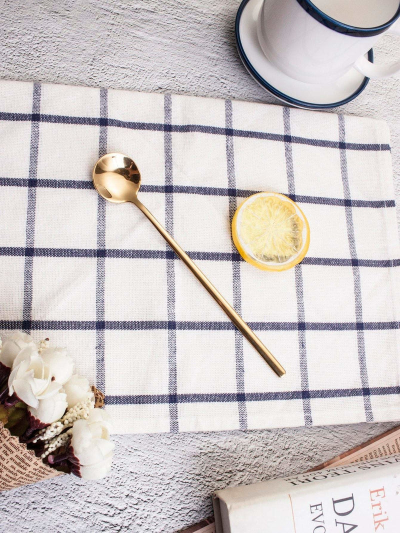 Stainless Steel Spoon 1Pc - One-Size / One Color - Dining
