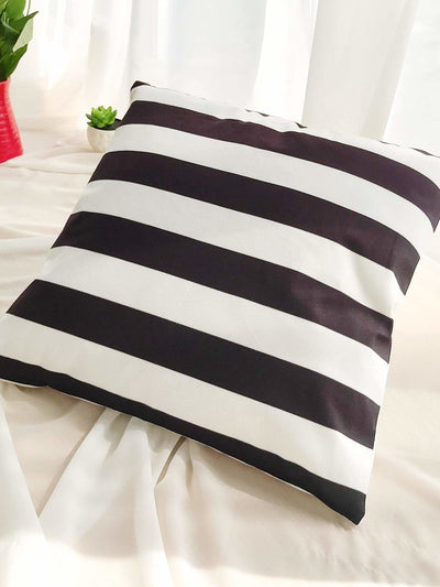 Striped Pattern Pillowcase - Decorative Pillows