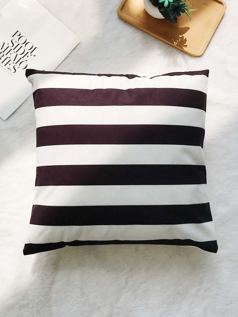 Striped Pattern Pillowcase