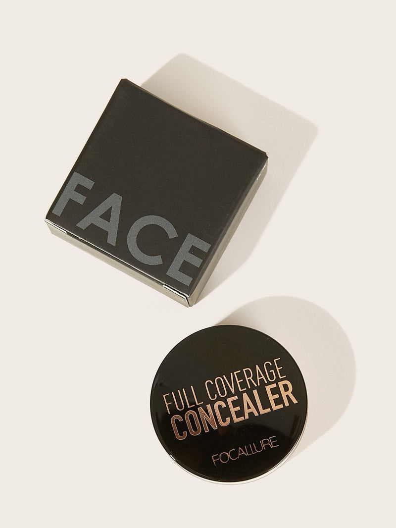 Total Coverage Concealer Cream 1pc - Nude - Concealer