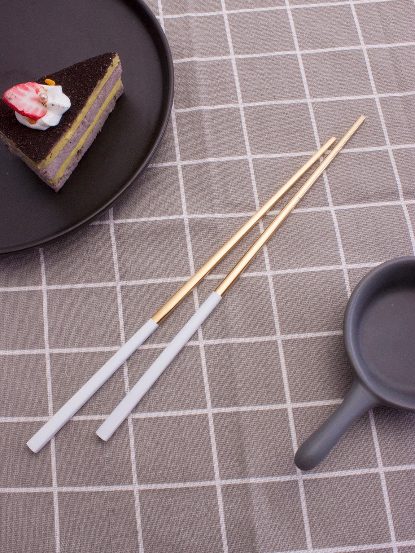 Two Tone Chopstick 1pair