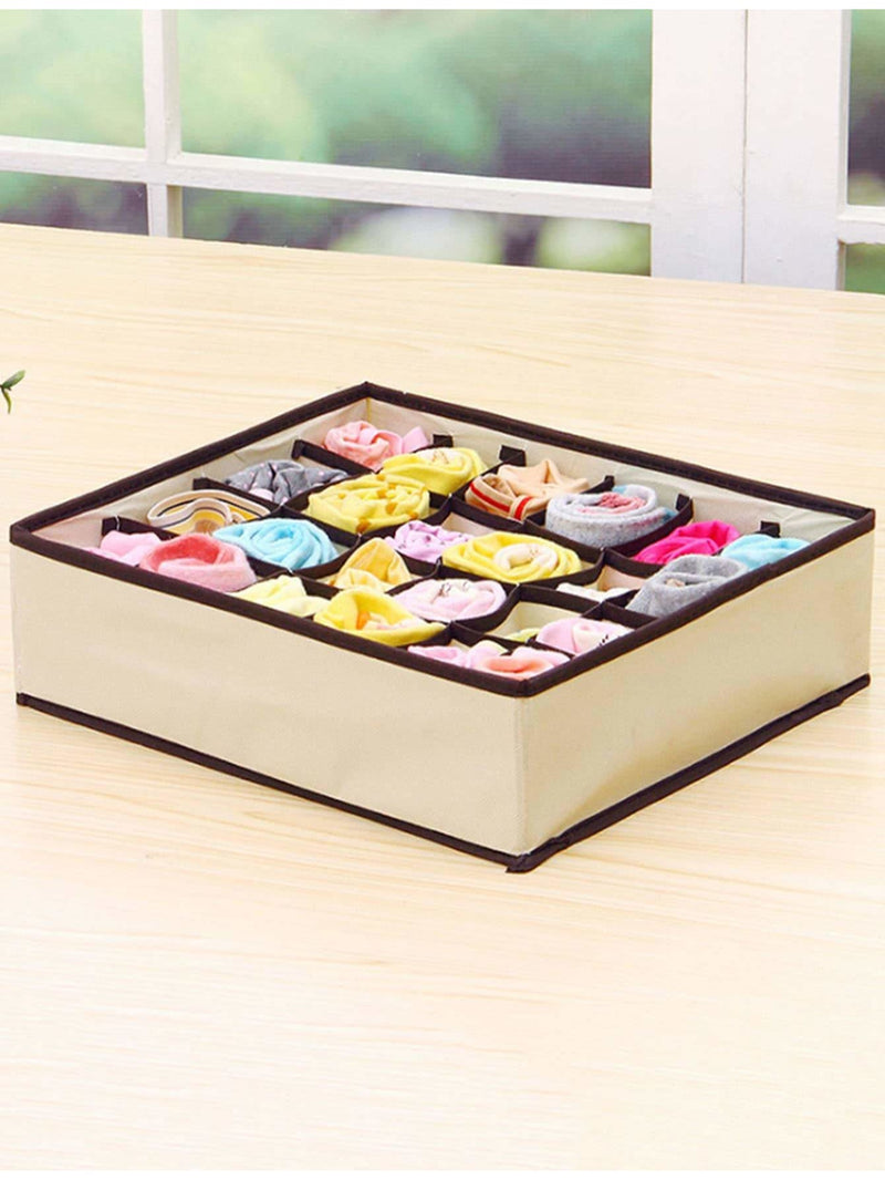 Underwear Storage Box 4pcs - Storage & Organization