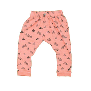 Circus Tents Slouch Pants
