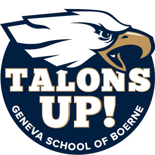 Talons UP! Decal