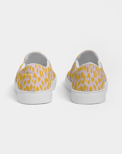 The Nila Collection Women's Slip-On Canvas Shoes