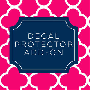 Decal Protector