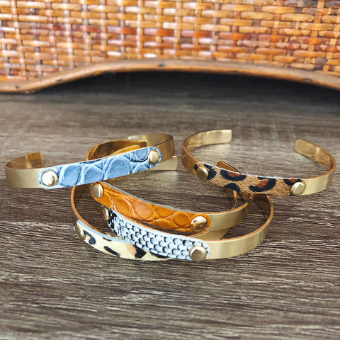 Animal Print Jewelry Collection