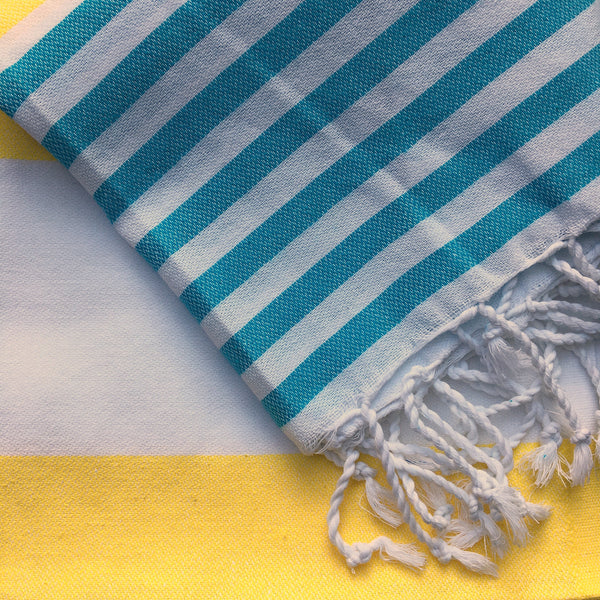 Monogrammed Turkish Towel