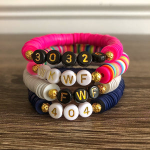 The Hailey Collection - Personalized Bracelet