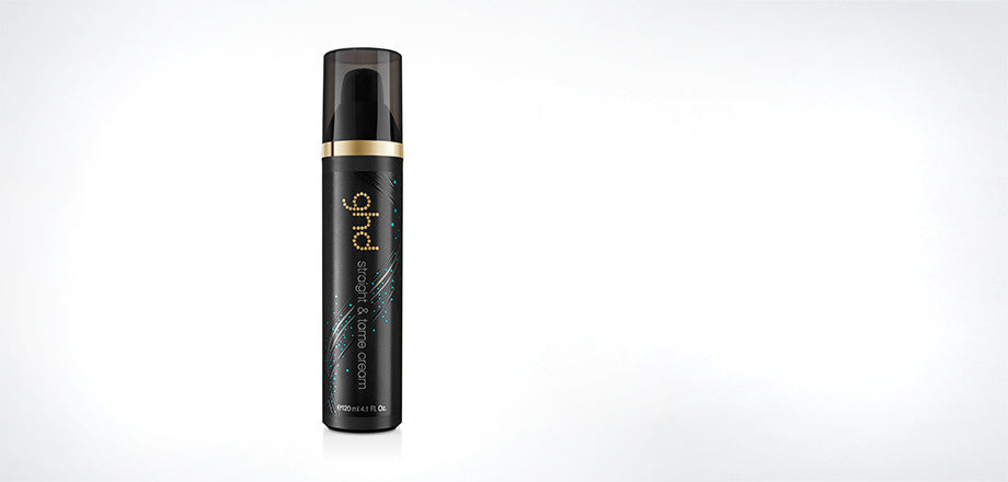 ghd straight and tame cream