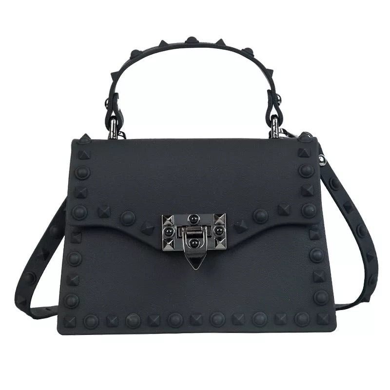 'Nancy' Studded Handbag