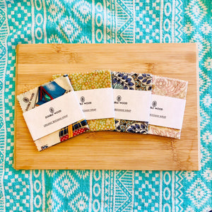 Double Wood Organic Beeswax Wrap