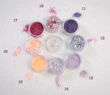Mix and match 6 Cosmetic Face Glitters