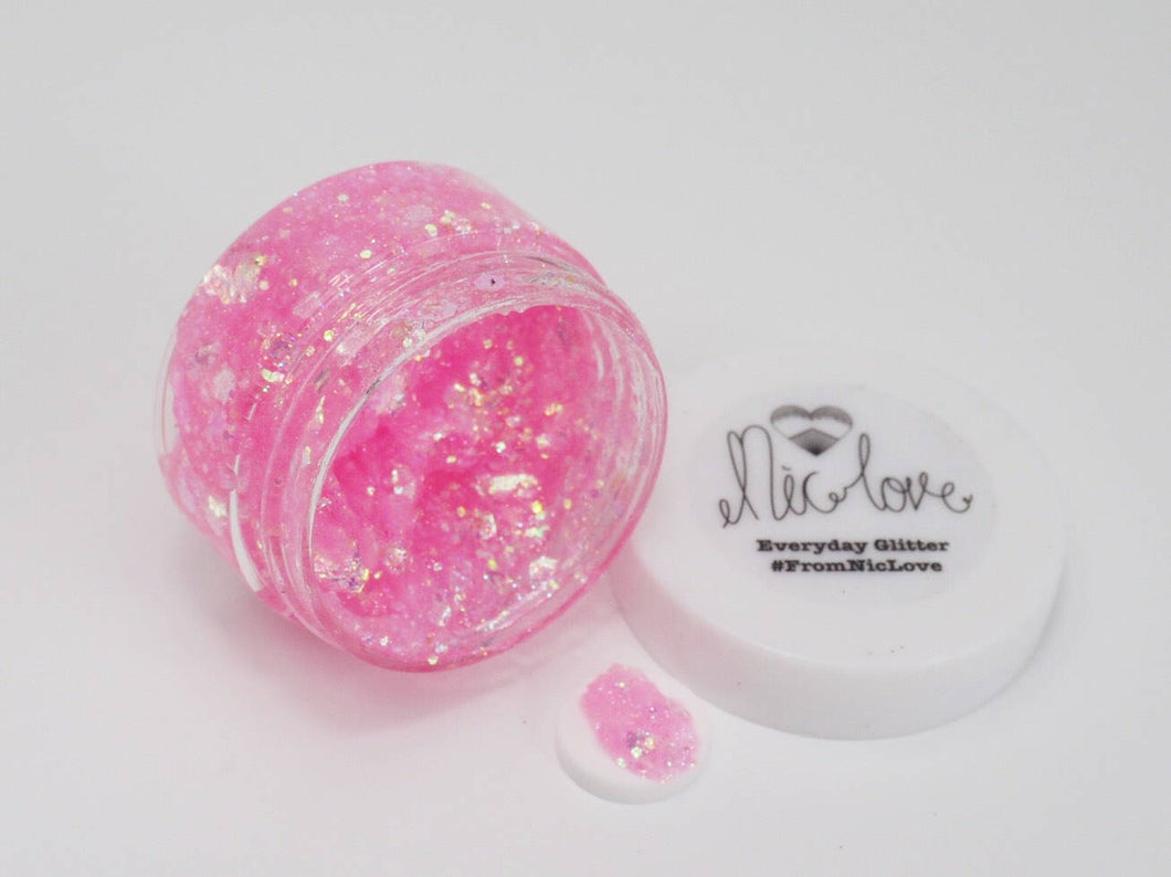 Cosmetic Face Glitter and Glue
