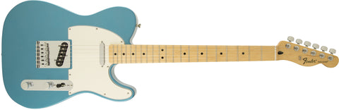Fender Standard Tele Lake Placid Blue
