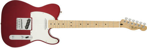 Fender Standard Telecaster - Candy Apple Red