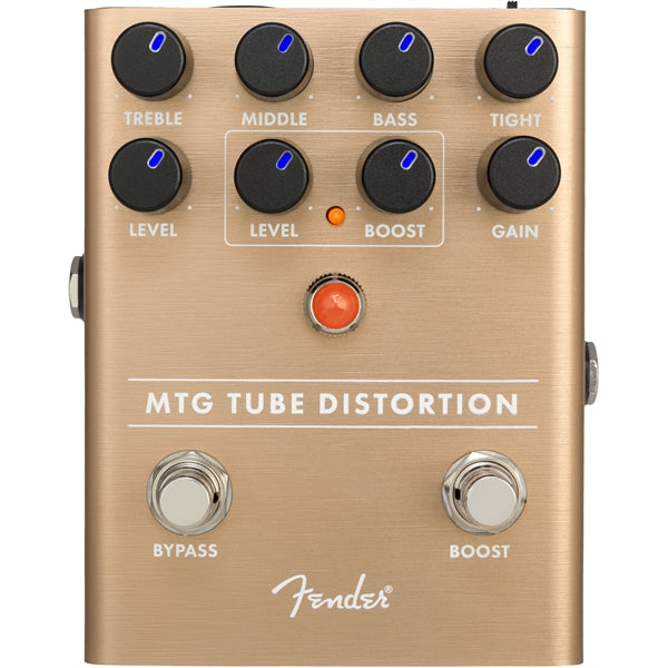 MTG TUBE DISTORTION PEDAL