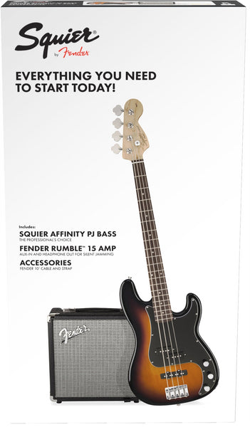 Affinity Series™ Precision Bass® PJ Pack