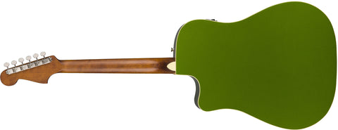 Fender Redondo Player Electric Jade