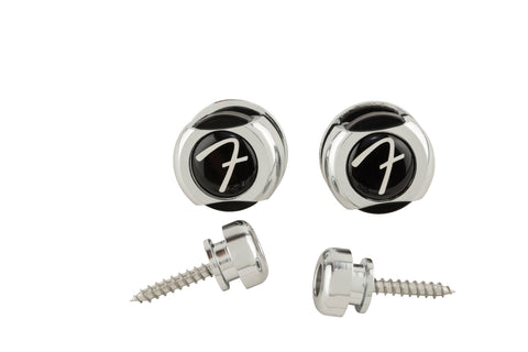 Fender INFINITY STRAP LOCKS (Chrome)
