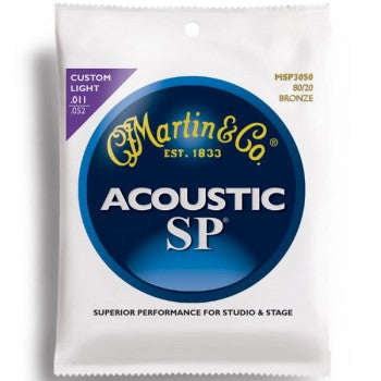 Martin MSP3200 .013 Gauge Acoustic Guitar Strings