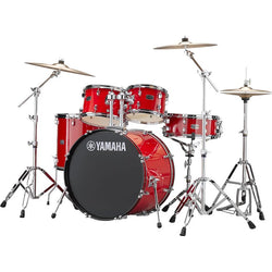 Yamaha Rydeen Drum Kit (Red)