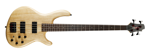 Cort Action Bass Deluxe AS Open Pore Natural