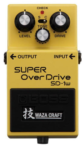 SD-1W (SUPER OverDrive)