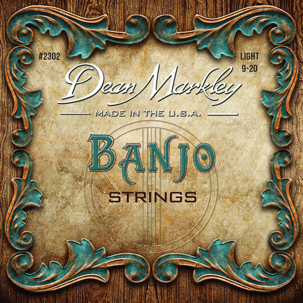 Dean Markley Banjo 5 String Set Light 9-20w