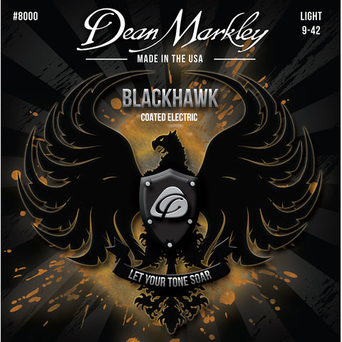 Dean Markley Blackhawk Coated Electric Strings Light 9-42